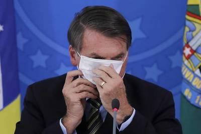 Bolsonaro, con síntomas de Covid-19, se sometió a test
