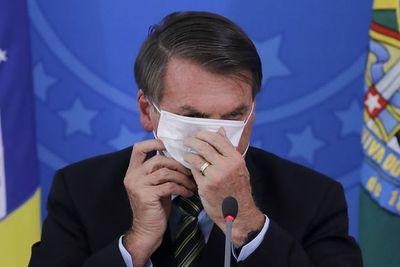Jair Bolsonaro tiene síntomas de coronavirus y se hizo un nuevo test – Prensa 5