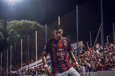 "Enzo Giménez: ""Me gusta mucho ir al ataque"""