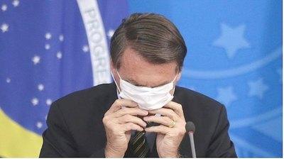 """Jair Bolsonaro, con síntomas de """"gripeciña"""""""