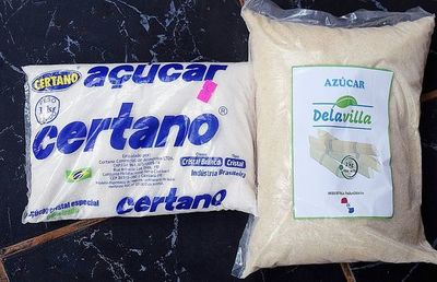 Azúcar de contrabando en numerosos locales