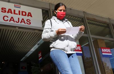 ANDE AVANZA EN LA CANCELACIÓN DE FACTURAS CON SOBRECOSTOS