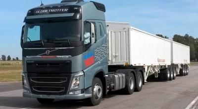 Chofer denuncia que fiscal secuestró su camión y se apropió de su cargamento