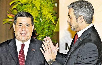 """Velázquez confirma que Marito y Cartes se reunieron, pero niega """"pacto de impunidad"""""""