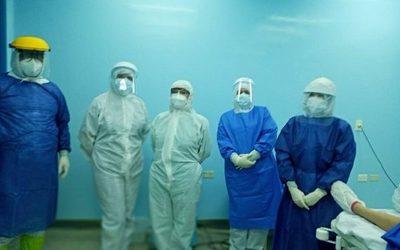 Exitosa cesárea a madre con Covid-19 para dar a luz a un niño sano en el IPS de CDE – Diario TNPRESS