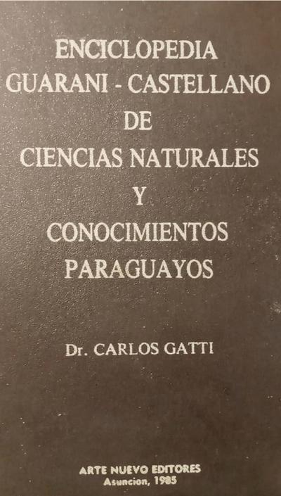 Tatú-naranja en el bosque ebrio chaqueño de 1954