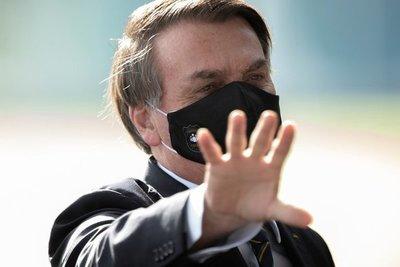 Bolsonaro dio positivo a coronavirus
