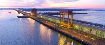 Hace 22 años se concretaba el aprovechamiento hidroeléctrico del Paraná en Yacyretá