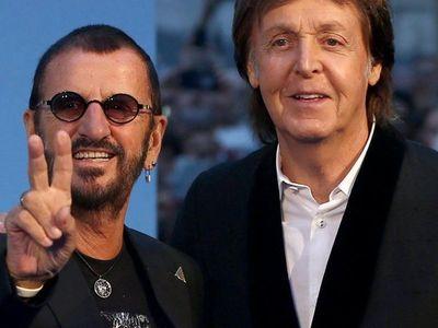 Ringo Starr festeja con un show virtual sus 80 primaveras