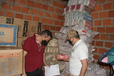 Incautan mercaderías que habrían sido ingresadas de contrabando