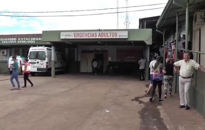 Adolescente se fugó de Hospital Regional de Encarnación