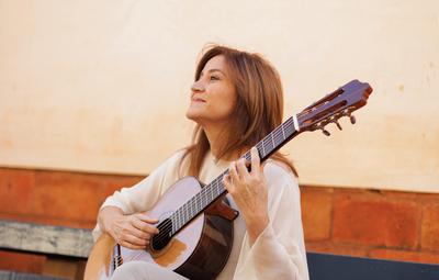 Berta Rojas Home Sessions: el recital online de la reconocida guitarrista