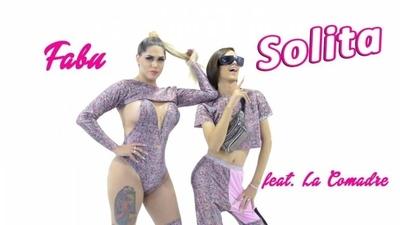 HOY / Fabu y La Comadre presentan videoclip de 'Solita'