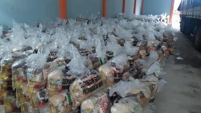 Antes del receso escolar los alumnos tendrán su kit de alimentos