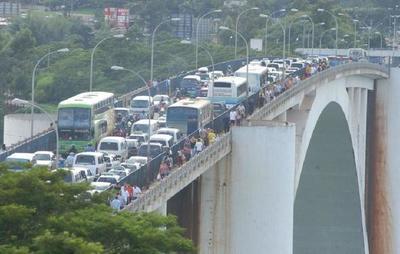 Consideran improbable migración de comercios de Ciudad del Este a Foz de Yguazu