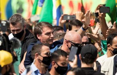 Minimizó la pandemia y se contagió de Covid-19: ¿Qué pensará Bolsonaro del virus ahora?