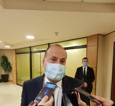 HOY / El Senador Óscar Salomón mencionó que la próxima semana se reunirán con los ministros del Ejecutivo con relación a los argumentos de la reactivación económica