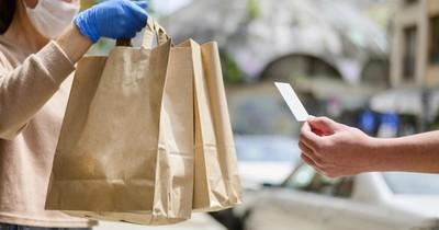 Polifacética comunicadora ofrece servicio de delivery durante la cuarentena