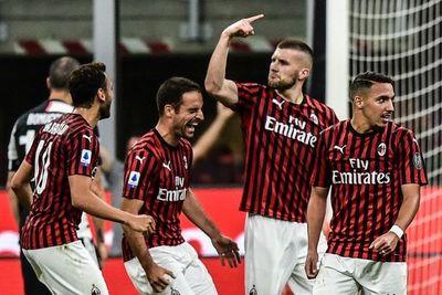 Juventus desperdicia un 2-0, cae 4-2 ante el Milan