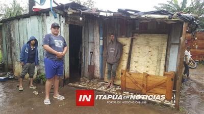 CON SU ESPOSA EMBARAZADA, QUEDÓ SIN TRABAJO POR LA PANDEMIA