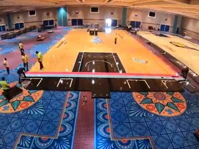 Disney se prepara para albergar la NBA