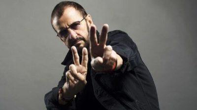 Ya comenzó la transmisión en vivo de Ringo Starr
