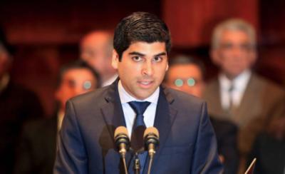 HOY / Otto Sonnenholzner renuncia a la vicepresidencia de Ecuador