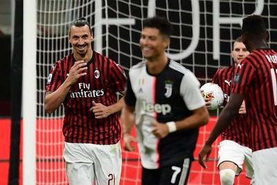 """Zlatan: """"Si hubiera estado desde el comienzo, ganábamos el Scudetto"""""""