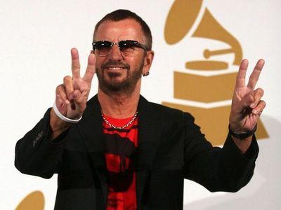 Ringo Starr festeja sus 80 primaveras