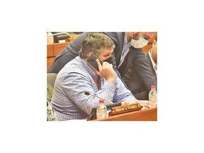 Piden investigar declaración de Esteban Samaniego