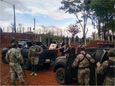 Tras 13 años  Dinac recupera un terreno  en Minga Guazú