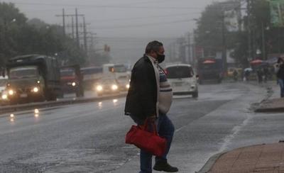 HOY / Miércoles frío y con lluvias