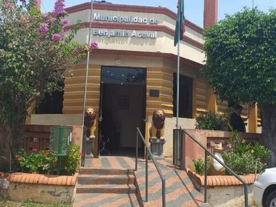 Concejales revocaron mandato de intendente interino de Benjamín Aceval