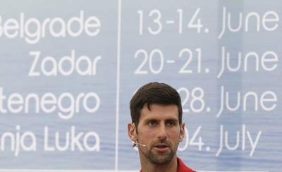 """HOY / Djokovic denuncia una """"caza de brujas"""" y no sabe si jugará el Abierto de EEUU"""