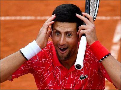 """Djokovic denuncia """"caza de brujas"""" y no sabe si jugará el Abierto de EEUU"""