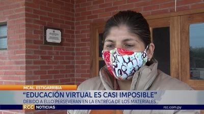 EDUCACIÓN VIRTUAL ES CASI IMPOSIBLE EN EL CHACO AFIRMAN DESDE SUPERVISIÓN