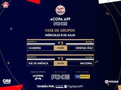 Se cierran dos grupos del torneo eSports de APF