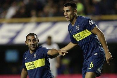 ¿Boca quiere a otro paraguayo para sustituir a Junior Alonso?