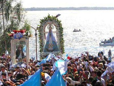 Tupãsy Caacupé en cuarentena: no visitará a la Virgen de Itatí