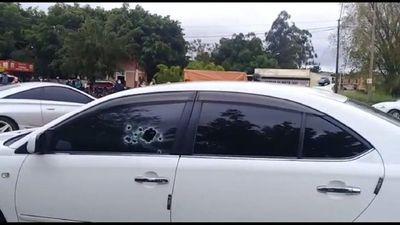 Asesinan al jefe de seguridad de la cárcel regional de Coronel Oviedo