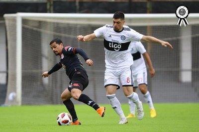 Rojas comparó el amistoso con 'un partido de inferiores'