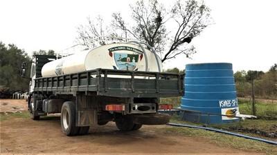 Claman por apoyo del Gobierno Nacional ante situación de sequía en el Chaco