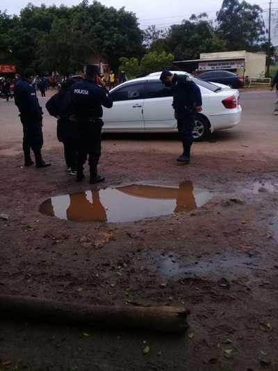 Sicarios asesinan al Jefe de Seguridad de la cárcel de Cnel. Oviedo