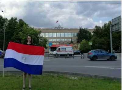 Paraguaya ingresa a universidad rusa para estudiar física nuclear