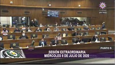 Diputados rechazan creación de nueva comisión para estudio del Anexo C