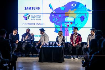 Por sexto año consecutivo, Samsung Paraguay presenta Soluciones para el Futuro