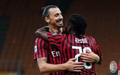 ¿Se va del Milan o se retira? Ibrahimović deja en duda su situación