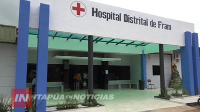 HOSPITAL DE FRAM CON MASIVAS CONSULTAS A PESAR DE PANDEMIA.