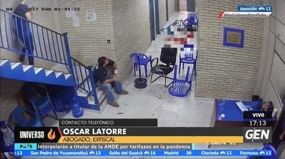 HOY / Óscar Latorre, abogado, sobre la alteración de escena del crimen de Rodrigo Quintana