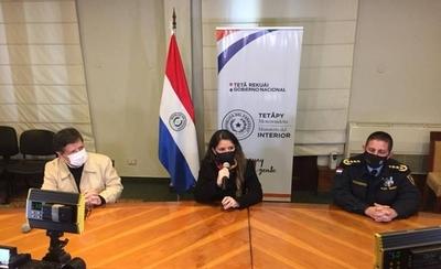 HOY / Gobierno repudia el crimen del  jefe de seguridad de la cárcel de Coronel Oviedo